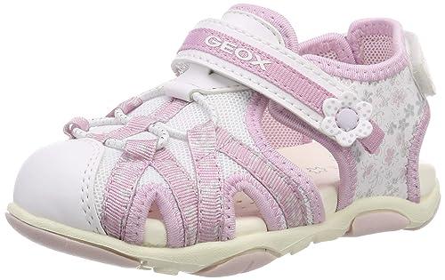 Geox B Sandal Agasim Girl B, bébé Fille