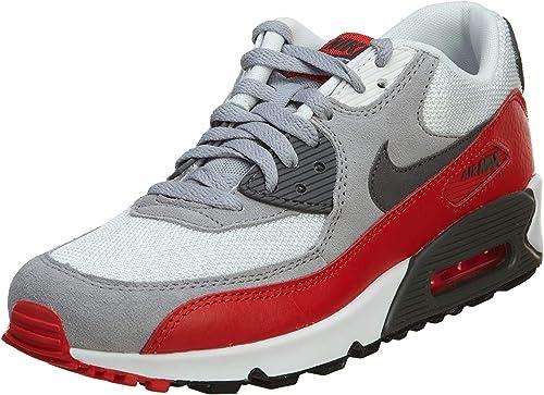 Nike Air Max 90 (GS), Baskets Basses garçon