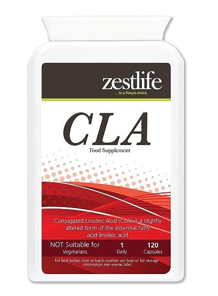 Acido linoleico conjugado perdida de peso