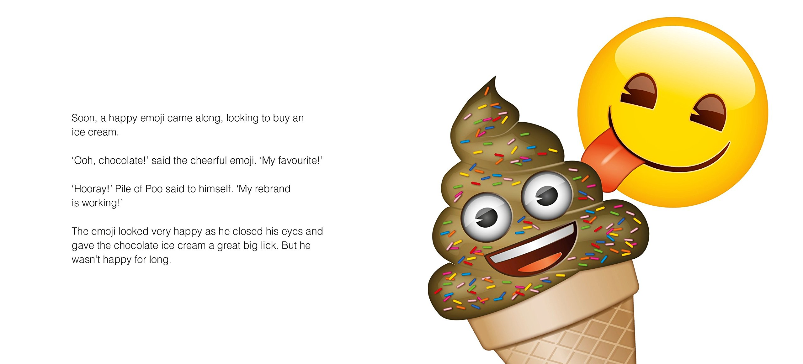 Emoji: Pile of Poo (An Official Emoji Story): Amazon.co.uk: Puffin ...