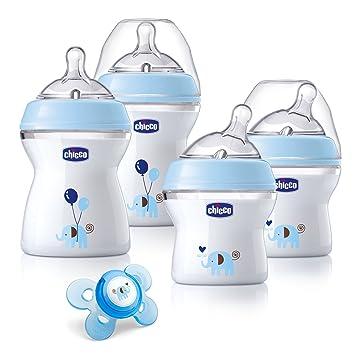 1f310f84d Amazon.com   Chicco NaturalFit Newborn Gift Set - Blue Deco