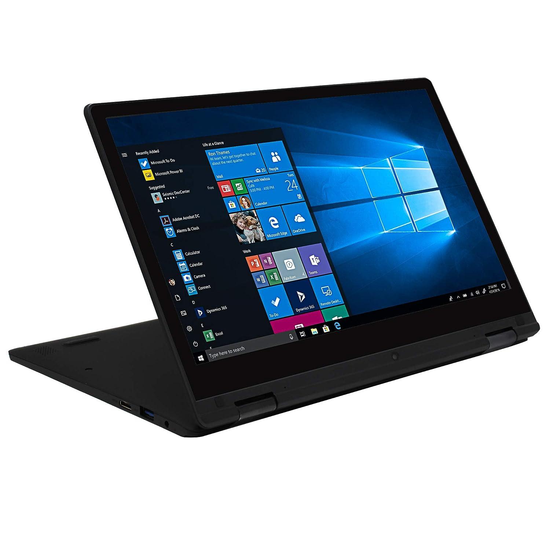 Amazon com: EVOO 11 6 Convertible Touchscreen Laptop