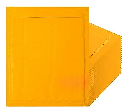 amazon com kraft bubble mailers 8 5 x 11 padded envelopes 8 1 2 x