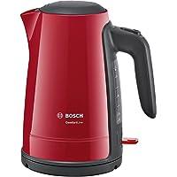 Bosch TWK6A014 ComfortLine waterkoker (automatische uitschakeling, oververhittingsbeveiliging, bediening met één hand, 1…