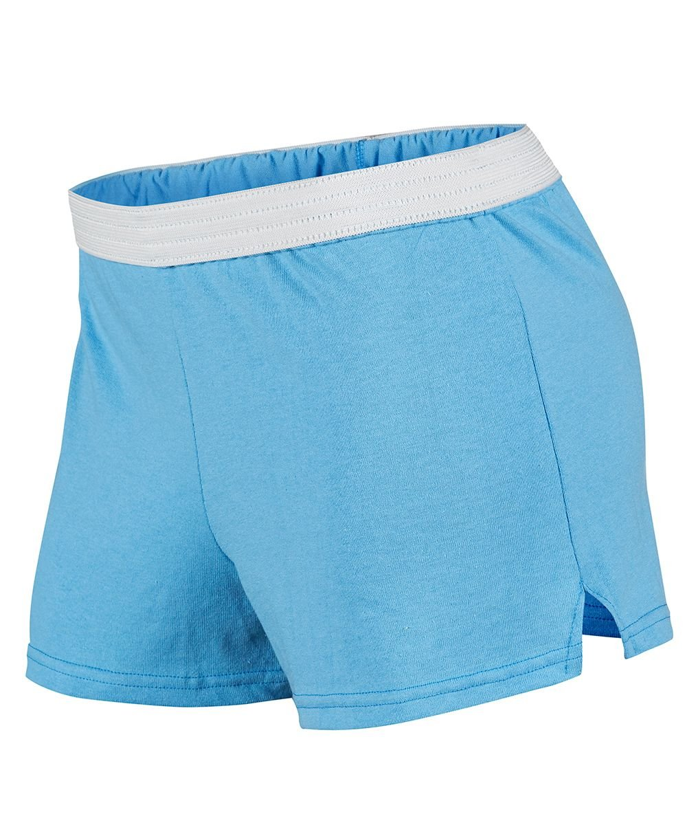 Soffe Girls' Cheer Shorts (Whisper/Small)