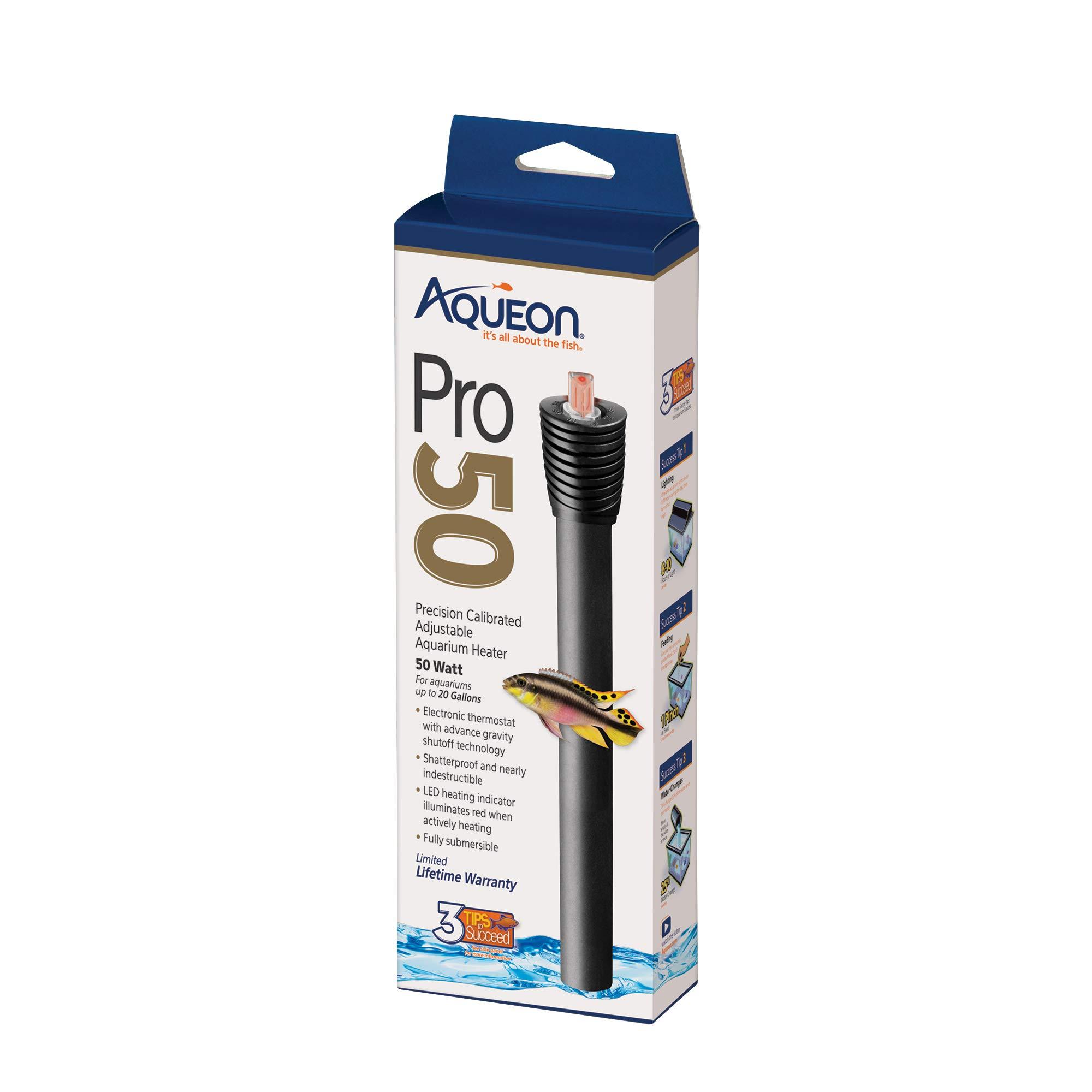 Aqueon Pro Adjustable Heater, 50W by Aqueon (Image #5)