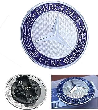 57 mm Emblema de campana Benz