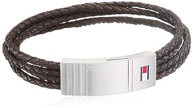 selección premium ac966 1bd04 Tommy Hilfiger Jewelry Hombre Sin Metal Tira de Pulseras ...
