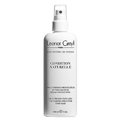Leonor Greyl Paris Condition Naturelle – Heat Protecting and Volumizing Spray for Thin Hair, 5.2 oz.