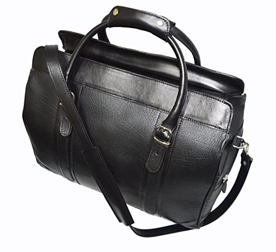 32a937b02940 Amazon.com  Father s Day SALE 30% OFF Leather duffel bag travel bag ...