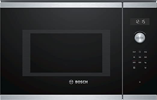 Bosch Serie 6 BFL554MS0 Integrado Solo - Microondas ...