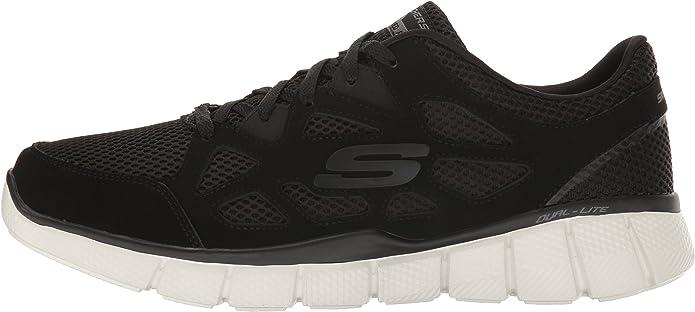 Skechers Equalizer 2.0 groy, Scarpe Running Uomo