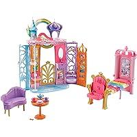 Barbie Dreamtopia, Palacio de muñecas con accesorios (Mattel