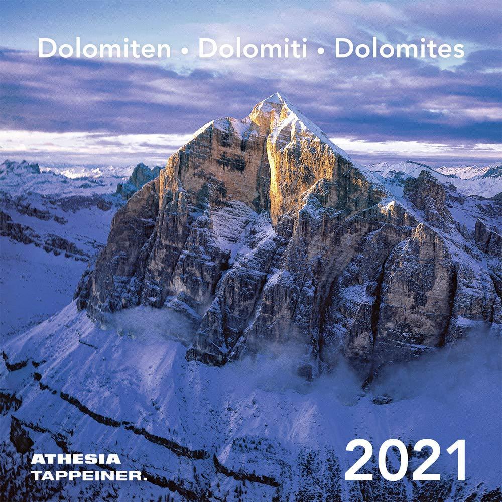 Calendario 2021 Dolomiti Amazon.it: Dolomiti. Calendario 2021 (formato cartolina). Ediz