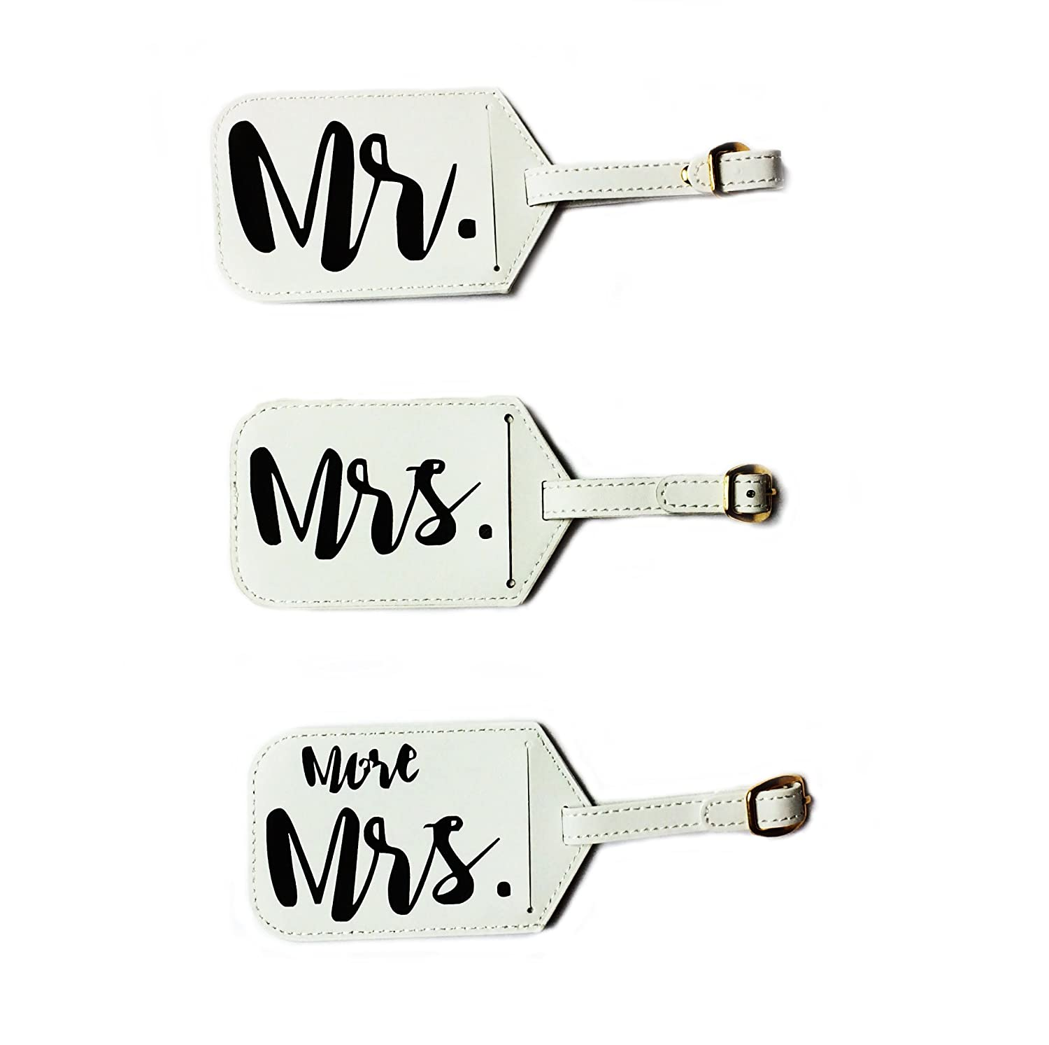 Mr. & Mrs. Luggage Tags (3-pack) 10426933