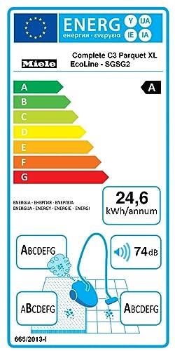 20 Staubsaugerbeutel geeignet für MIELE Complete C3 Parquet XL EcoLine SGSP3