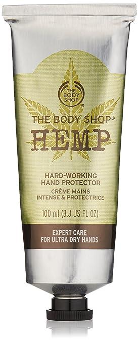 2 opinioni per The Bodyshop Hemp Hand Protector, Donna, 100 ml