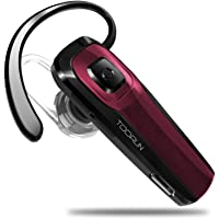 TOORUN M26 Bluetooth Headset V4.1 Earpiece with Voice Reminder