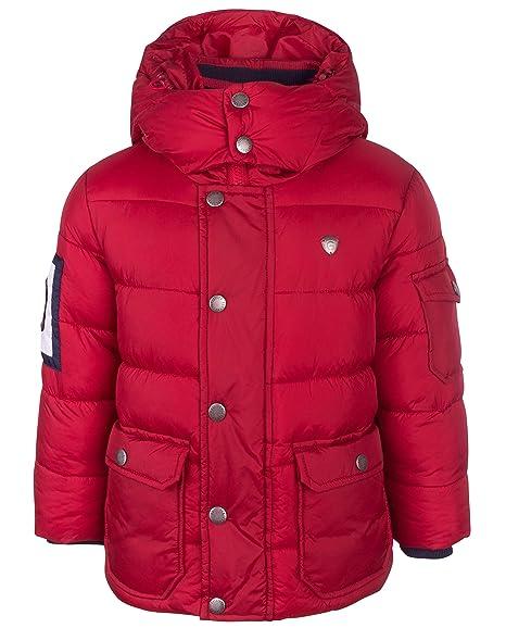 GULLIVER Baby Jacke Junge Winterjacke Daunenjacke Outdoor