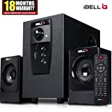 iBELL E240BT 2.1 Channel Home Theatre Multimedia Speaker System RMS 20Watts
