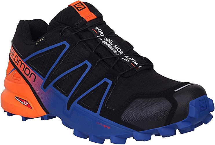 Salomon Speedcross 4 GTX LTD, Zapatillas de Trail Running para ...