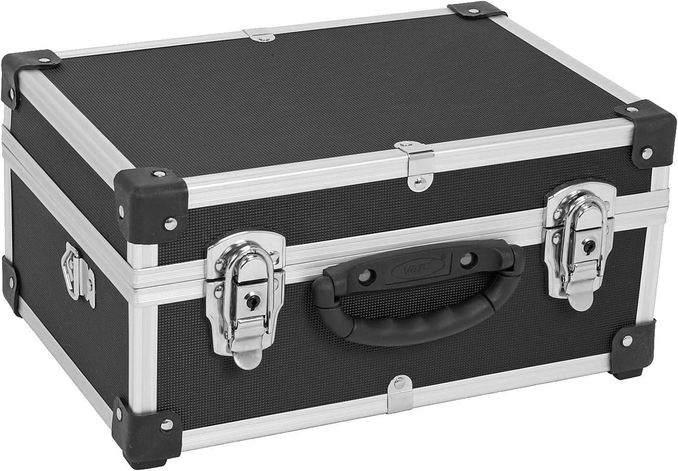 Varo y Kreator PRM10106B Maletín para herramientas, Black, Silver