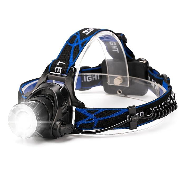 Review HFAN LED Headlamp Headlight,