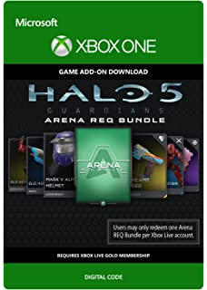 Amazon com: Halo 5 Guardians - Xbox One Digital Code: Video Games