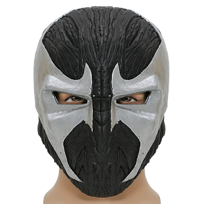 XCOSER Adult Spawn Mask Helmet Prop For Halloween Costume PVC Classic