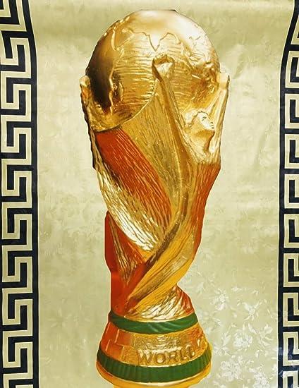 Dekokonig Fussball Weltmeisterschaft Pokal Pokale Amazon