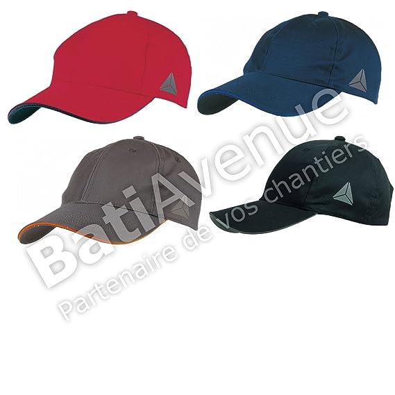 Delta Plus Panoply grigio Verona Mach cappello da baseball work Caps  cappelli 4ffdda37a383