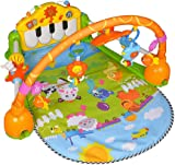 Venture Mini Me And Friends Kick and Play Piano Gym 3in1 Baby Activity Mat