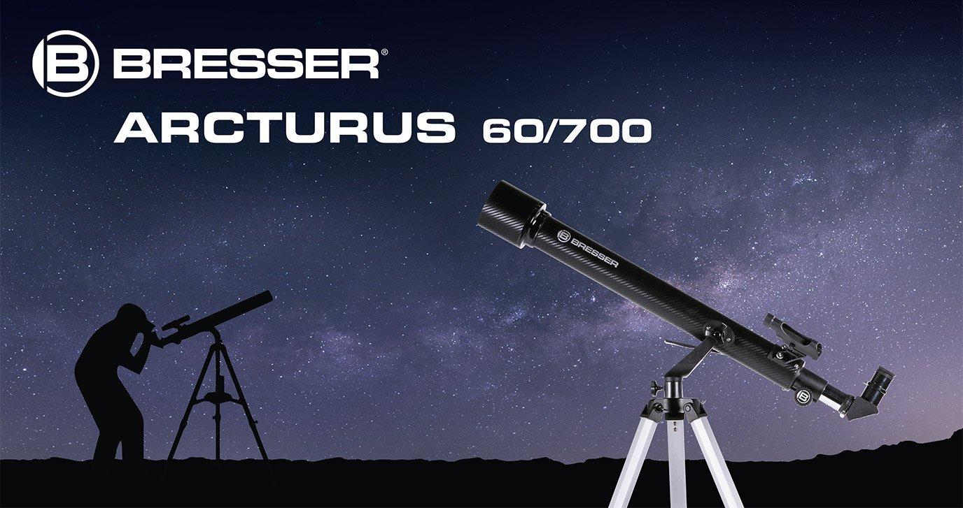 Bresser refraktor teleskop arcturus amazon kamera