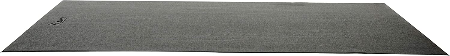 Sunny Health & Fitness Exercise Equipment Mat - Treadmill Mat, Exercise Bike Mat, Fitness Mat, Elliptical Mat, Jump Rope Mat, Gym Mat Use On Hardwood Floors and Carpet Protection