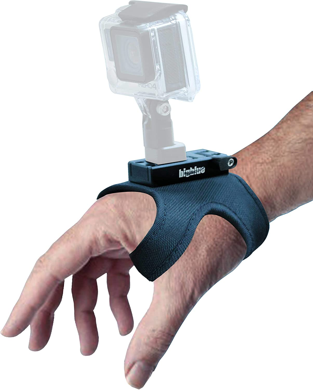 Bigblue Easy Release GoPro Mount Glove