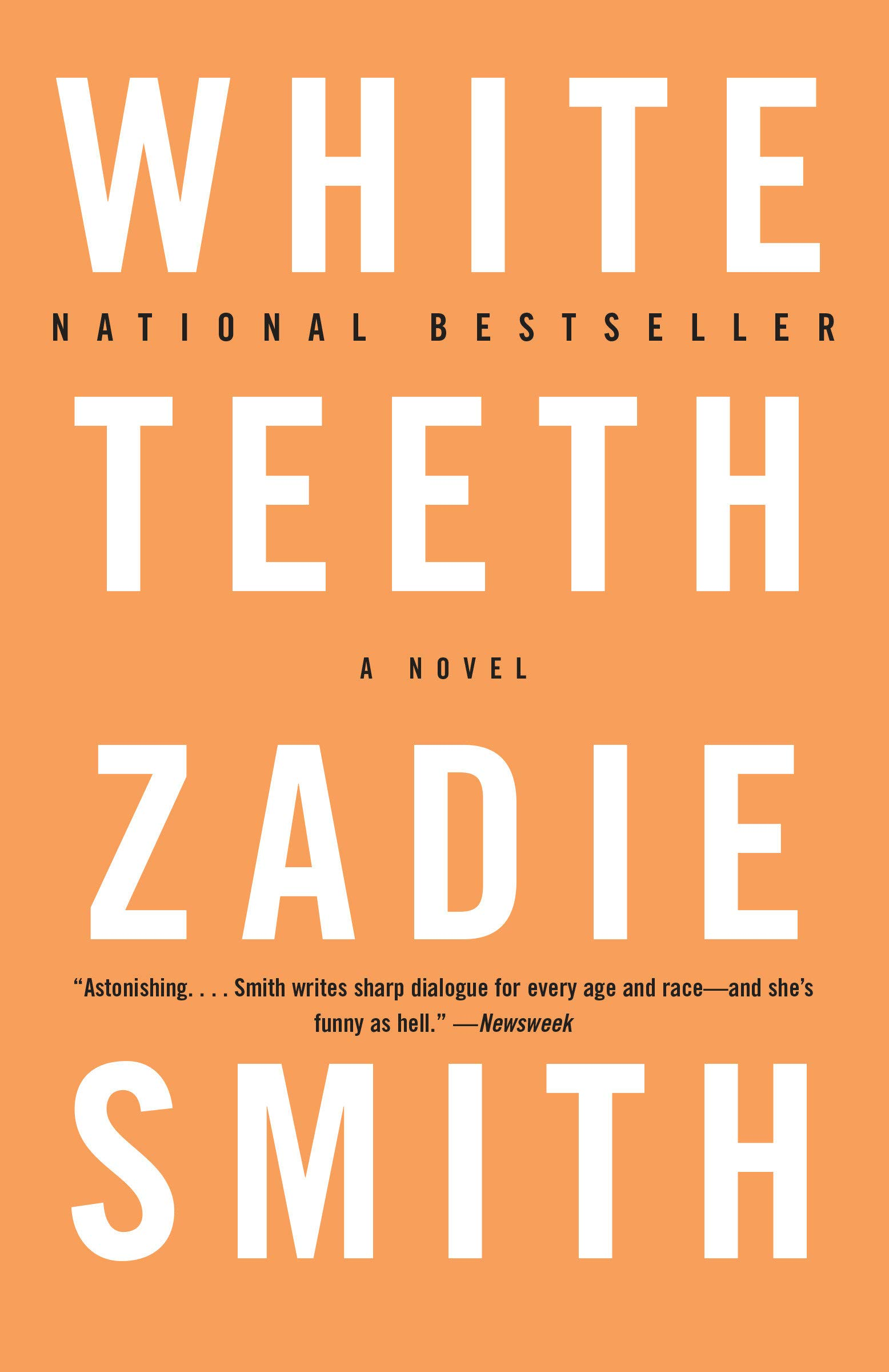 White Teeth (Vintage International): Amazon.es: Smith, Zadie ...