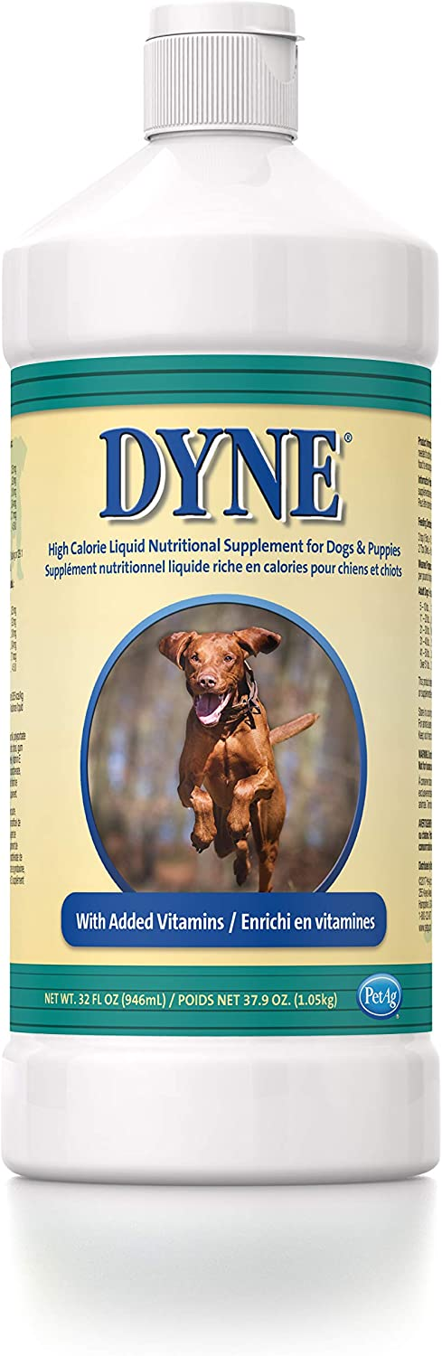 Dyne High Calorie Liquid for Dogs, 32 oz