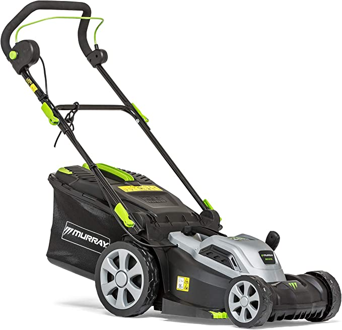 Murray 2691584 EC370 Electric Corded Lawn Mower - Best For Tall Grass