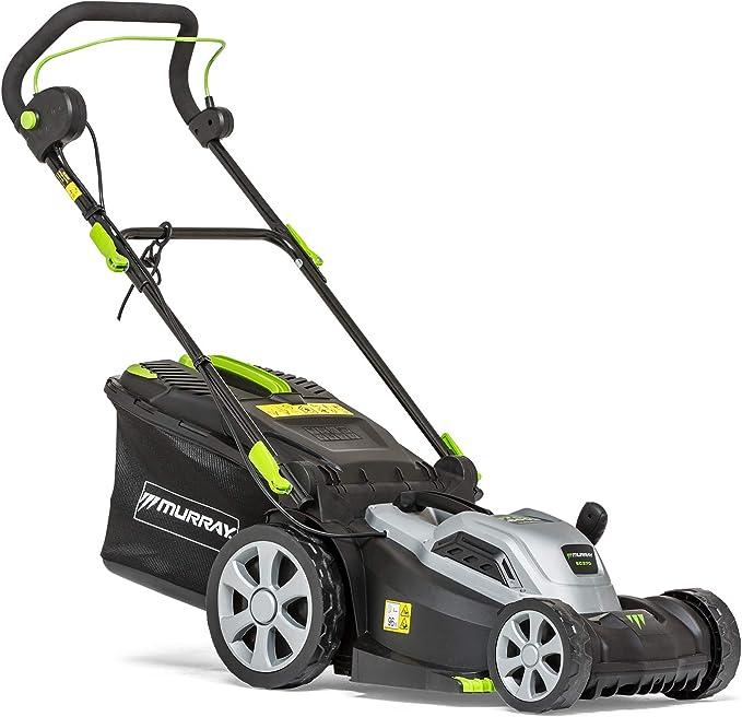Murray 2691584 EC370 Electric Corded Lawn Mower - Effortless Maneuvering