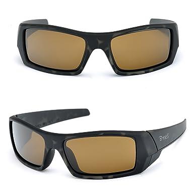 Amazon.com: Polarized Sports Sunglasses for Baseball Cycling Fishing ...