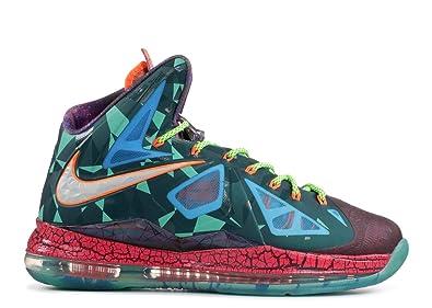 91df5ee4a3f36 Amazon.com | Lebron 10 Premium 'What The MVP' - 618217-300 | Basketball