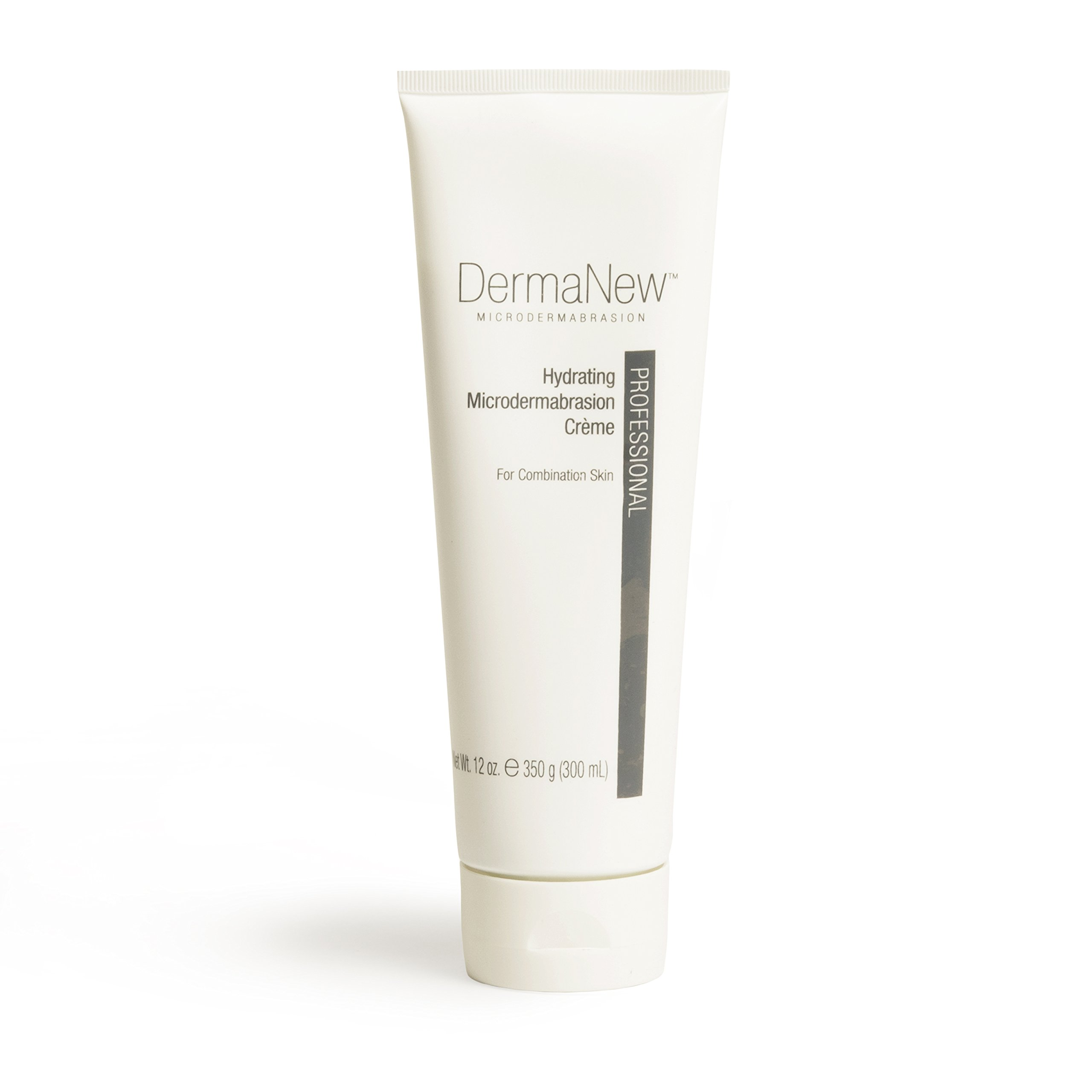 Hydrating MicroDermabrasion Cream Professional Size (12 oz) by DermaNew MicroDermabrasion PERFECT GIFT!