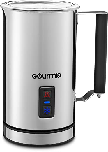 Gourmia GMF215 Cordless Electric Milk Frother Review