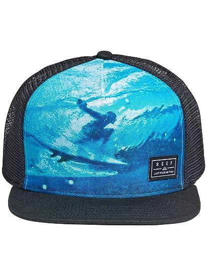 Reef Elements - Gorra, Color Azul: Amazon.es: Deportes y aire libre