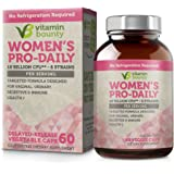 Vitamin Bounty - Women's Pro-Daily - 10 Billion CFUs Per Serving, 6 Strains, Prebiotic and Probiotic