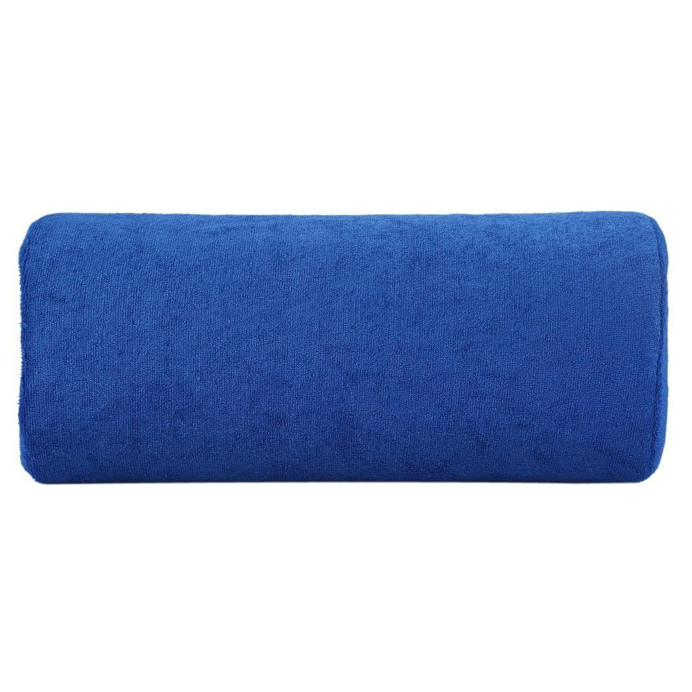 10 couleurs main Cusion, Durable Salon Repose-mains Coussin détachable lavable Nail Art Doux éponge oreiller repose-bras équipement(noir) GLOGLOW