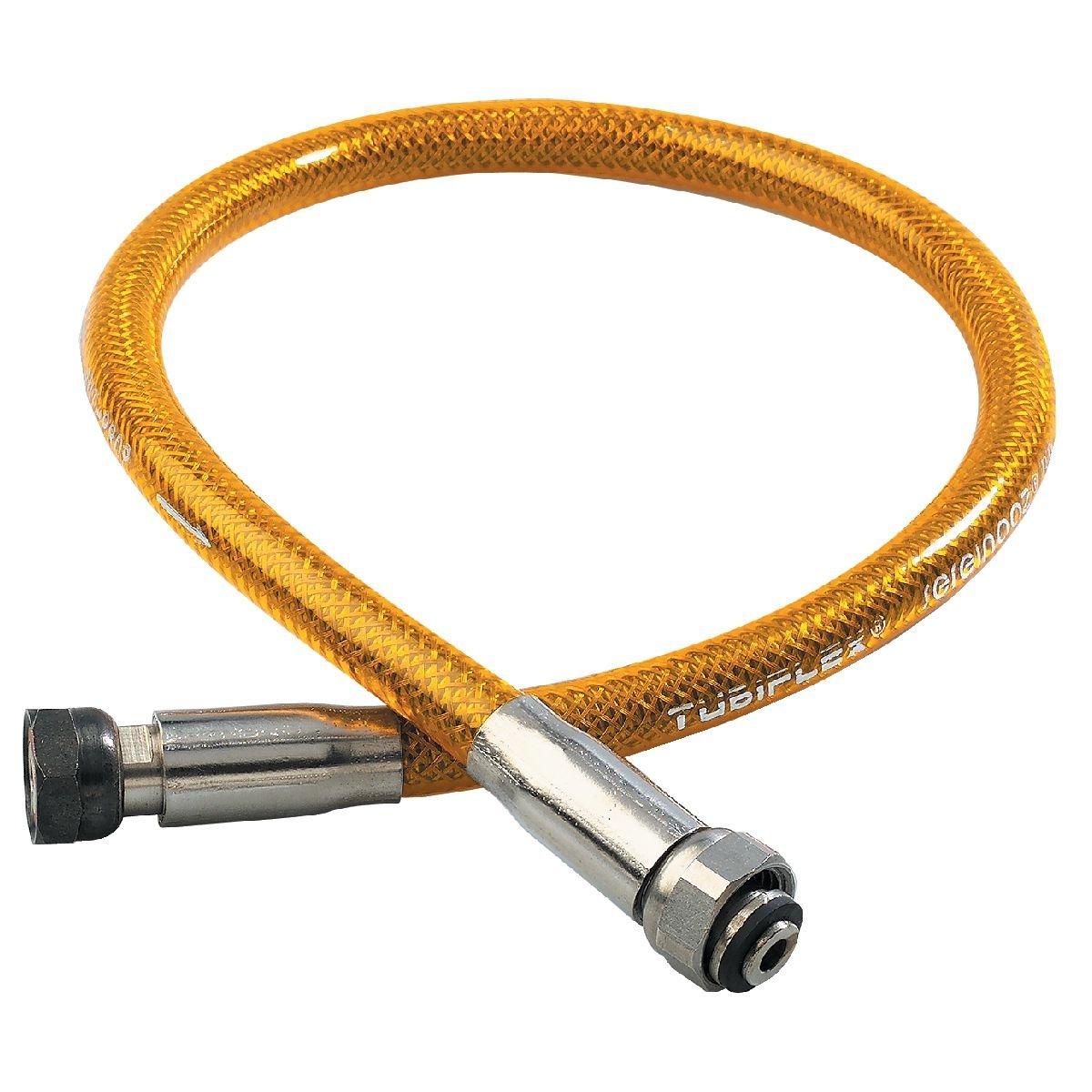 Flexible gaz butane / propane Eurogaz - Longueur 0, 75 m