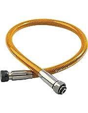 Flexible gaz butane / propane Eurogaz - Longueur 0,75 m