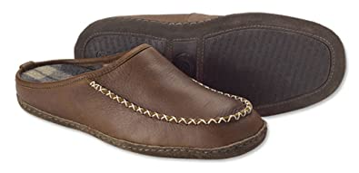 7668f1b958db3 Amazon.com | Orvis Men's Lodge Slip-on Moc/Men's Lodge Slip-on Mocs ...