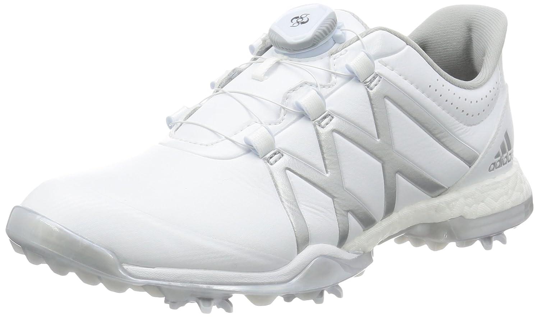 adidas Women's W Adipower Boost BOA Golf Shoes, White (White ...